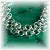 Eternal link bracelet