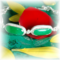 Jade bracelet 24